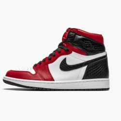 "Air Jordan 1 High Retro ""Satin Snake Chicago"" CD0461-601"