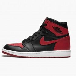 """Air Jordan 1 Retro High OG """"Banned Bred"""" 555088-001"""