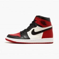 """Air Jordan 1 Retro High """"Bred Toe"""" 555088-610"""