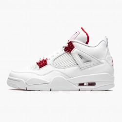 """Air Jordan 4 Retro """"Metallic Red"""" CT8527-112"""