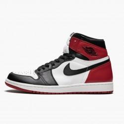 "Air Jordan 1 Retro High OG ""Black Toe"" 555088-125"