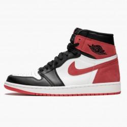 """Air Jordan 1 Retro High OG """"Track Red Summit"""" 555088-112"""