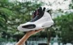 The Best Selling Air Jordan 34 combat evaluation White And Black Jordan Sneakers.